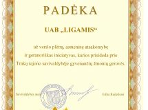 padeka_LIGAMIS